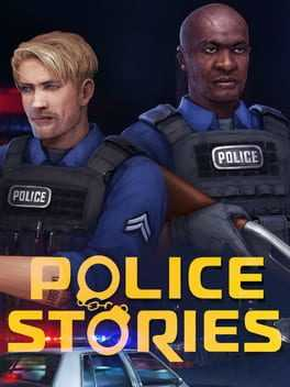 Police Stories Box Art