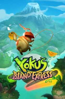 Yokus Island Express Box Art