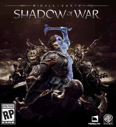 Middle-earth™: Shadow of War™ Box Art