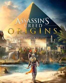 Assassins Creed: Origins Box Art