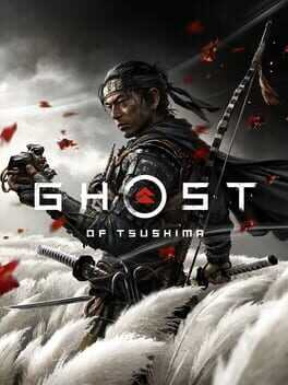 Ghost of Tsushima Box Art