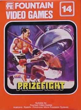 Prizefight Box Art