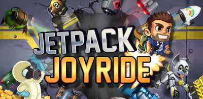 Jetpack Joyride achievement list