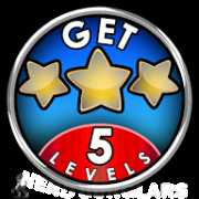 five-3-stars achievement icon
