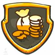i-love-to-make-money achievement icon