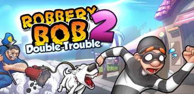 Robbery Bob 2: Double Trouble achievement list