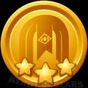 three-star-cult-archives achievement icon