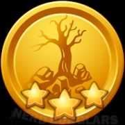 three-stars-the-golden-outback achievement icon