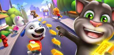 Talking Tom Gold Run achievement list