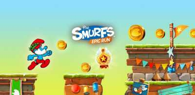Smurfs Epic Run achievement list