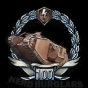 centenary achievement icon