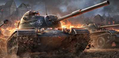 World of Tanks Blitz achievement list
