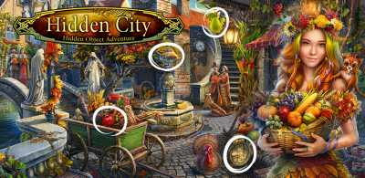 Hidden City® achievement list