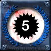 five-s-a-crowd achievement icon