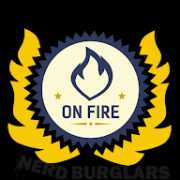 on-fire-gold achievement icon