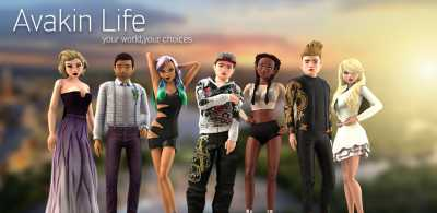 Avakin Life achievement list
