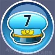 7-level achievement icon