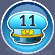 11-level achievement icon