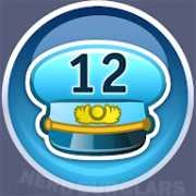 12-level achievement icon