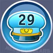 29-level achievement icon