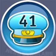 41-level achievement icon