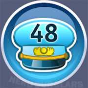 48-level achievement icon