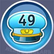49-level achievement icon