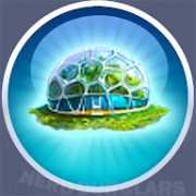 space-garden achievement icon