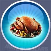 thanksgiving-day achievement icon