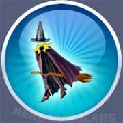 witch-costume achievement icon