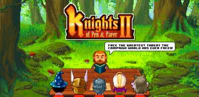 Knights of Pen & Paper 2 achievement list