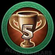 take-five achievement icon