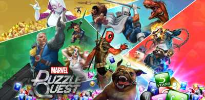 Marvel Puzzle Quest achievement list