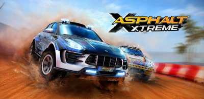 Asphalt Xtreme: Rally Racing achievement list