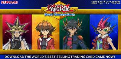 Yu-Gi-Oh! Duel Generation achievement list