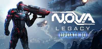 N.O.V.A. Legacy achievement list