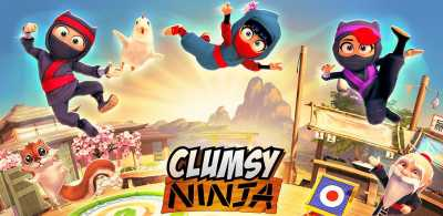 Clumsy Ninja achievement list