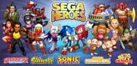SEGA Heroes: Match-3 RPG Quest achievement list icon