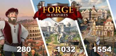 Forge of Empires achievement list