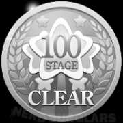 100th-stage-clear achievement icon