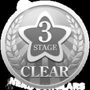 clear-3 achievement icon