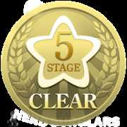 clear-5 achievement icon