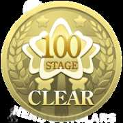 clear-100 achievement icon