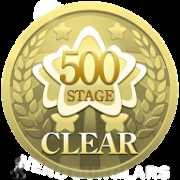 clear-500 achievement icon