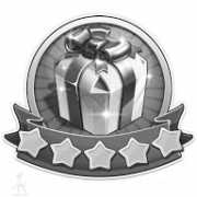 gifts-v achievement icon