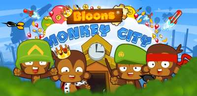 Bloons Monkey City achievement list