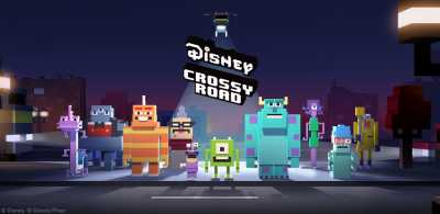 Disney Crossy Road achievement list