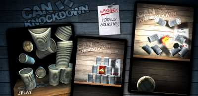 Can Knockdown achievement list