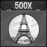 pro-eifel-tower-cutter achievement icon