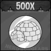 pro-igloo-cutter achievement icon
